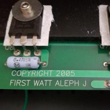 First Watt Aleph J
